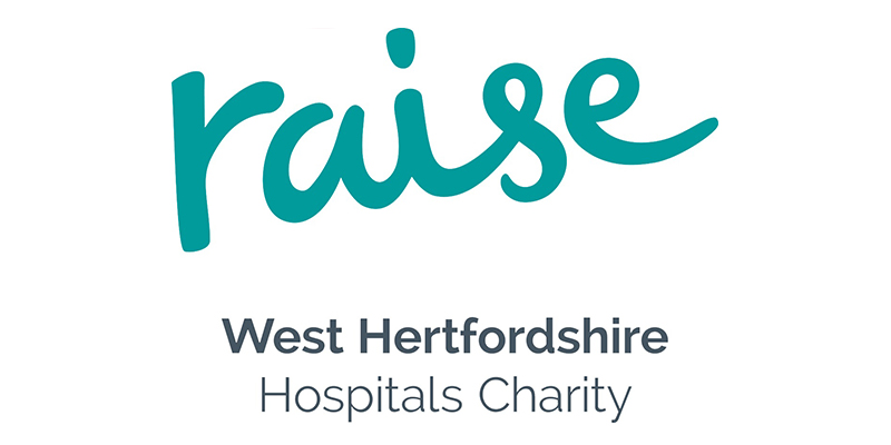Raise, West Herts Hospitals Charity