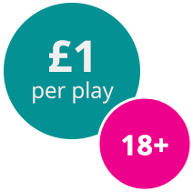 £1 per play